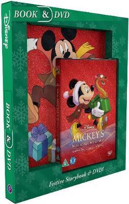 Disney Book & DVD