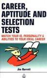 Career, Aptitude and Selection Tests