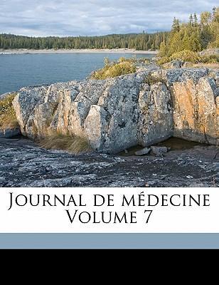 Journal de Medecine Volume 7
