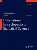 International Encyclopedia of Statistical Science