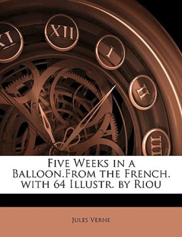 Five Weeks in a Ball...