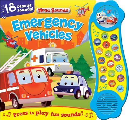 Emergency Vehicles Sound Book