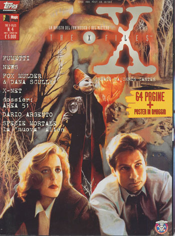 The X-Files n. 4