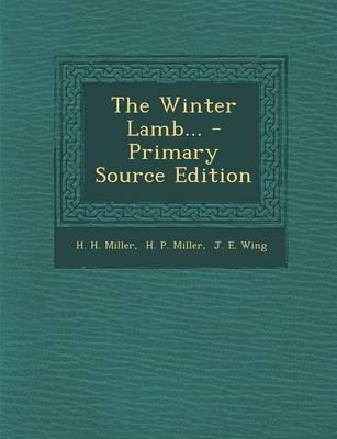 The Winter Lamb.