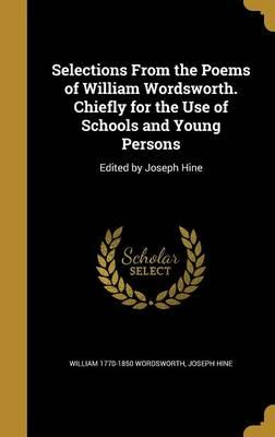 SELECTIONS FROM THE POEMS OF W