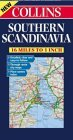 Southern Scandinavia Road Map