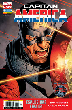 Capitan America #15 Marvel Now!