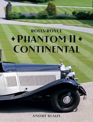 Rolls Royce Phantom II Continental