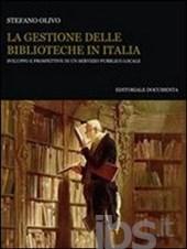 La gestione delle biblioteche in Italia