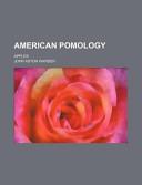 American Pomology; Apples