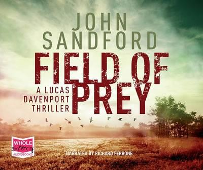 Field of Prey (Unabridged Audiobook)