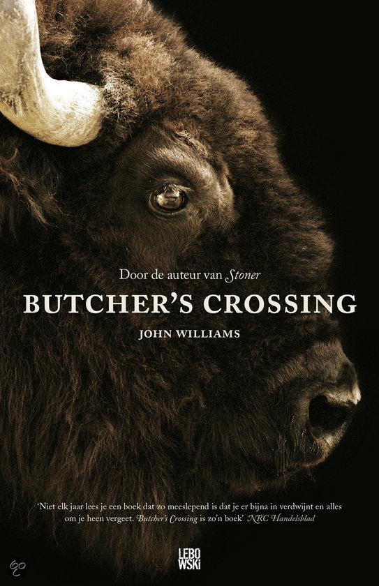 Butcher's crossing /...