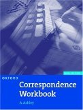 Oxford Correspndence Workbook New Edition