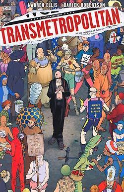 Transmetropolitan TP3
