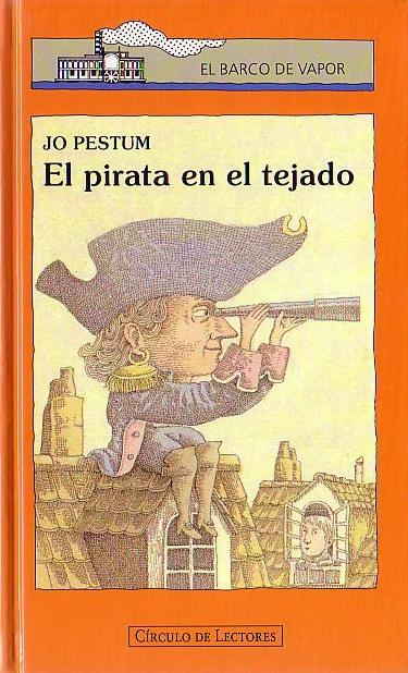 El pirata en el tejado