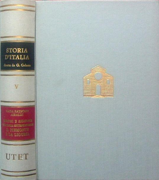 Storia d'Italia - Volume V