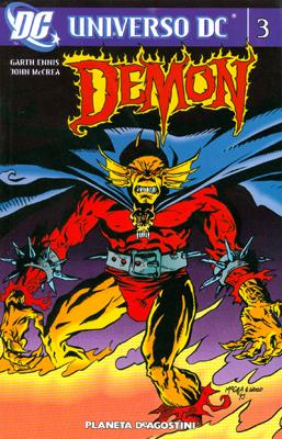 Universo DC - Demon ...