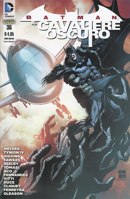 Batman Il Cavaliere Oscuro, n. 36