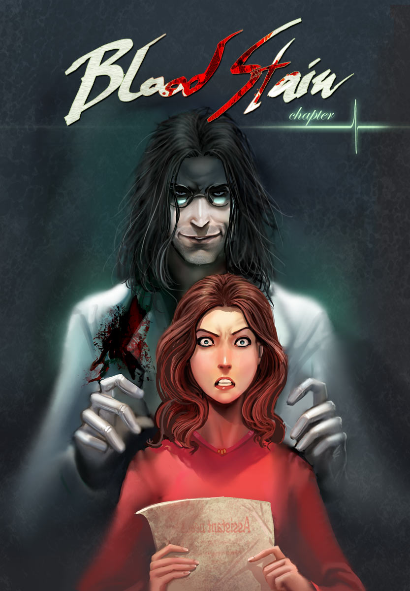 Blood Stain, Vol. 1