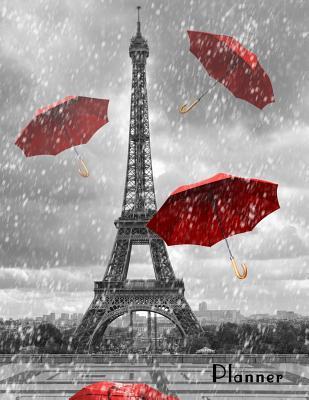 Eiffel Tower 2017-2018 Planner