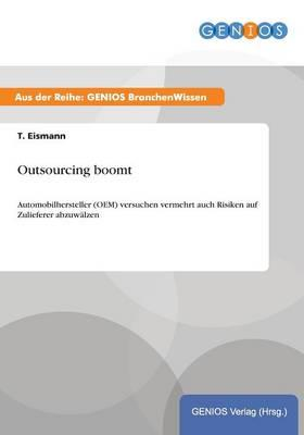 Outsourcing boomt
