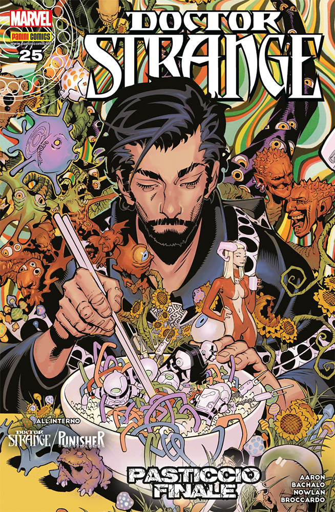 Doctor Strange n. 25