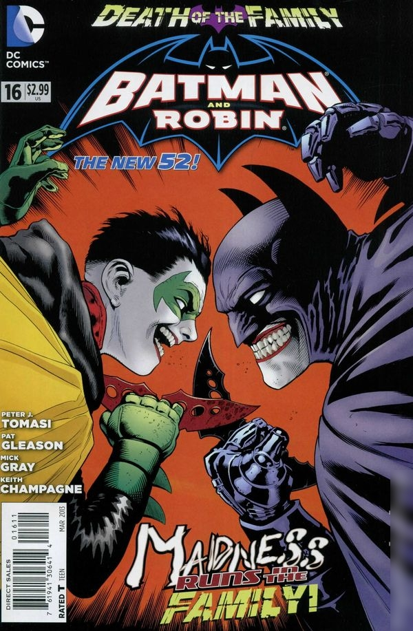 Batman and Robin Vol.2 #16