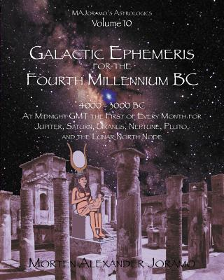 Galactic Ephemeris for the Fourth Millennium BC