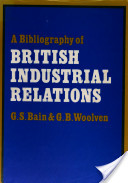 A Bibliography of British Industrial Relations