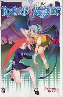 Rosario + Vampire vol. 7