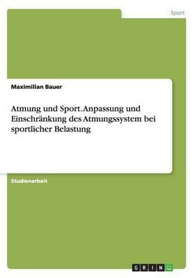 Atmung und Sport. An...