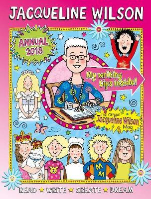 Jacqueline Wilson Annual 2018