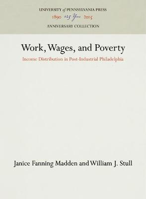 Work, Wages, and Poverty