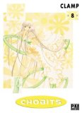 Chobits, tome 8