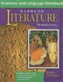 Glencoe Literature World Literature Grammar & Language Workbook