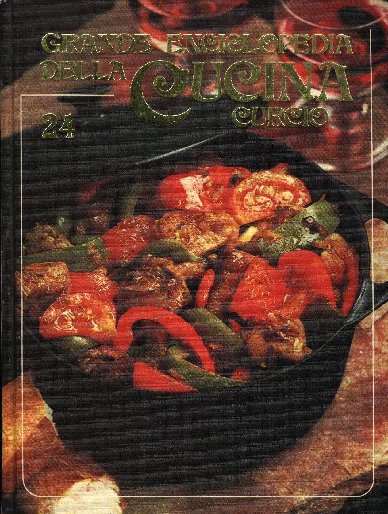 Grande Enciclopedia della Cucina Vol. 24 (ver-z)