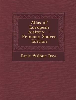 Atlas of European History