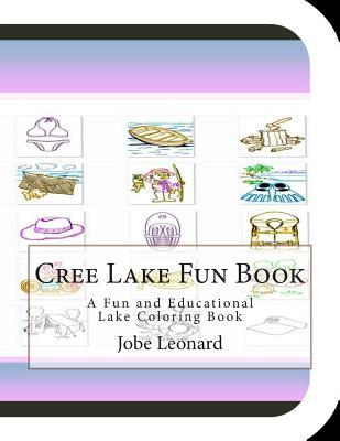 Cree Lake Fun Book Coloring Book