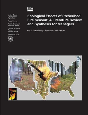 Ecological Effects of Prescribed Fire Season