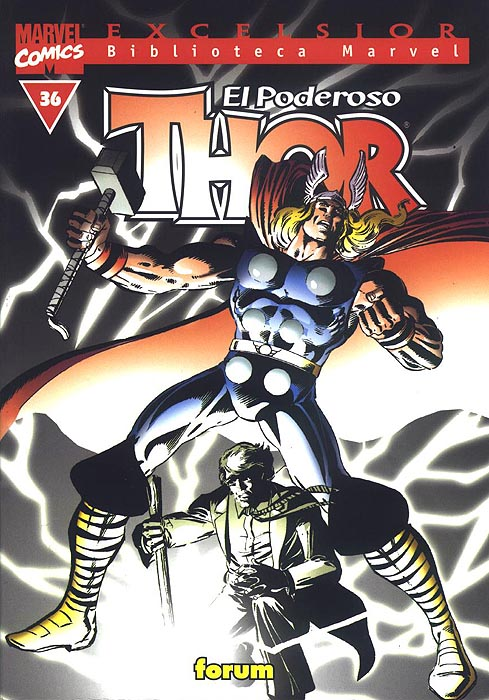 Biblioteca Marvel: Thor #36 (de 37)