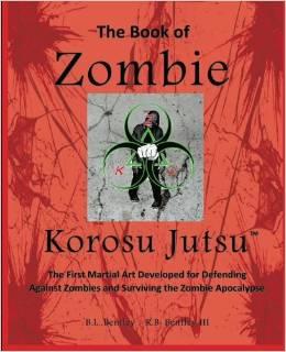 The Book of Zombie Korosu Jutsu
