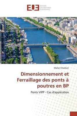 Dimensionnement et Ferraillage des Ponts a Poutres en Bp