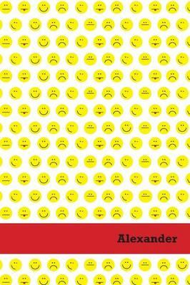 Etchbooks Alexander, Emoji, Graph