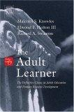 The Adult Learner, Sixth Edition