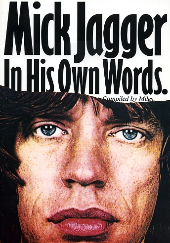 Mick Jagger in His O...
