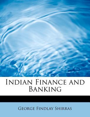 Indian Finance and Banking
