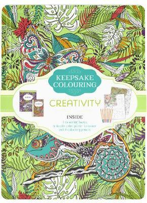 Keepsake Colouring Creativity