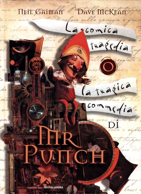 La comica tragedia o la tragica commedia di Mr. Punch