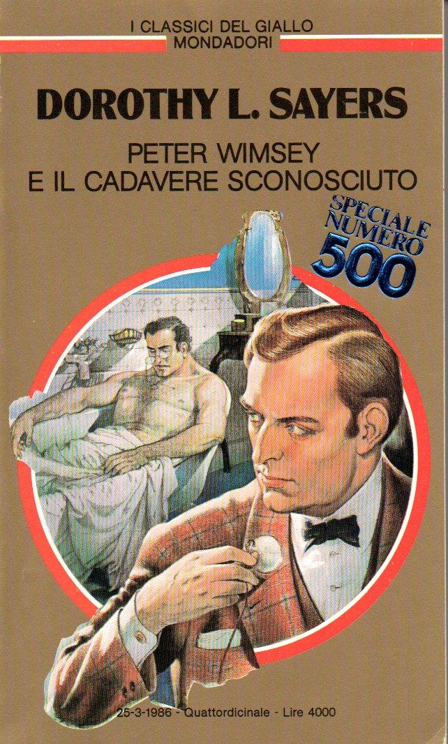 Peter Wimsey e il ca...