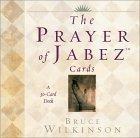 The Prayer of Jabez Cards